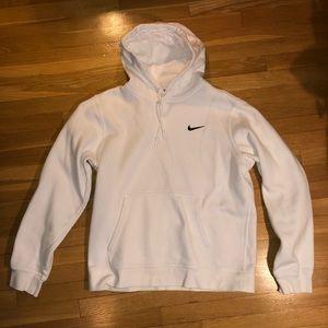 Men's Nike Sweatshirt (White)